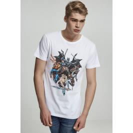 Mr. Tee Justice League Crew Tee white - XS