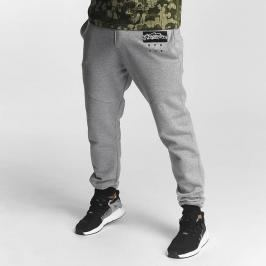 Dangerous DNGRS / Sweat Pant Topping Sweatpants in gray - S