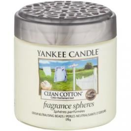 Yankee Candle Clean Cotton vonné perly 170 g