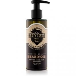 Be-Viro Men´s Only Cedar Wood, Pine, Bergamot olej na bradu  200 ml