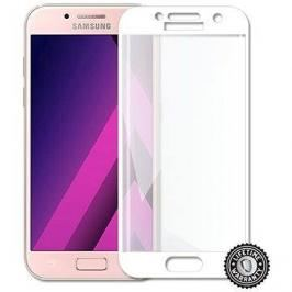 Screenshield Samsung A320 Galaxy A3 (2017) WHITE metalic frame