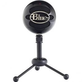 BLUE Snowball Gloss Black