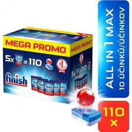 FINISH All-in-1 Max 110 ks MEGABOX