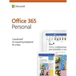 Microsoft Office 365 Personal SK (BOX)
