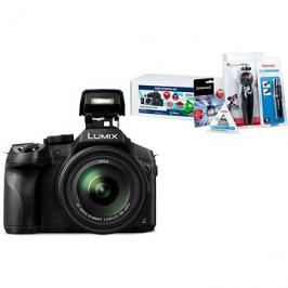 Panasonic LUMIX DMC-FZ300 + Alza Foto Starter Kit 32GB