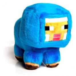 Minecraft Baby Blue Sheep